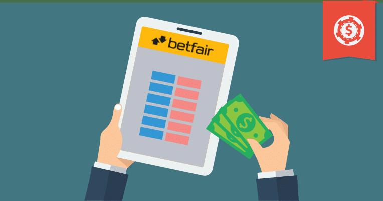 Apostar en Betfair
