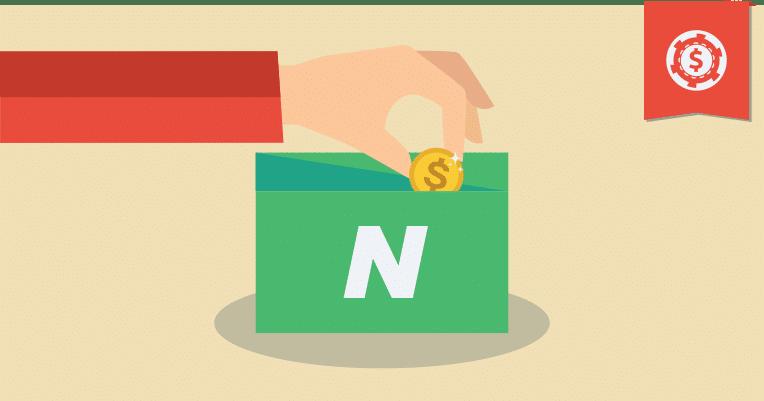 Depositar dinero en Neteller