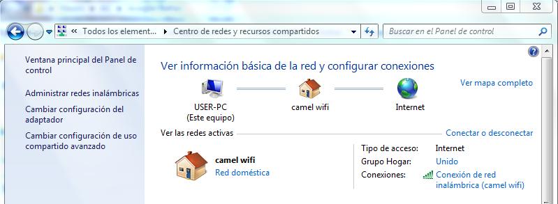 Solucion problema betfair red wifi