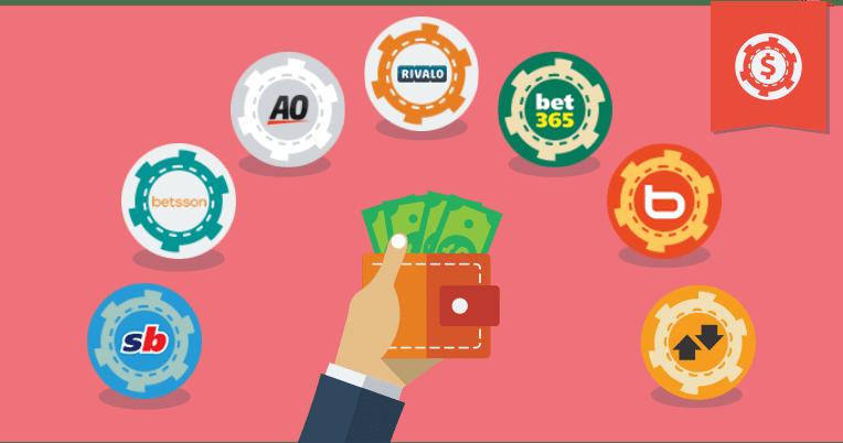 Casas de apuestas con bonos • Los mejores bonos de las casas de apuestas