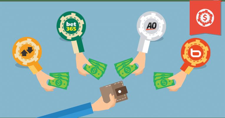 cómo ganar dinero con las casas de apuestas deportivas