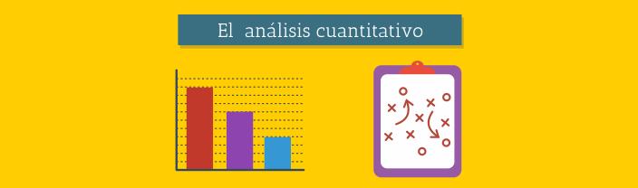 El análisis cuantitativo - Apuestas de Fútbol