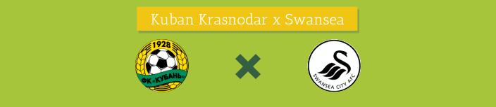 Juego Krasnodar Vs. Swansea
