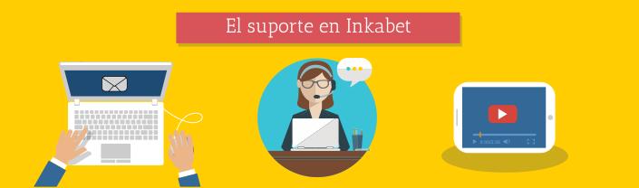 El suporte al cliente en Inkat
