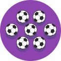7 gols o más