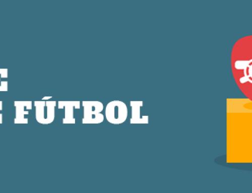 Los tipos de partidos de fútbol
