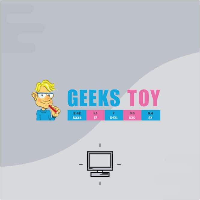 Ferramentas Geeks Toys