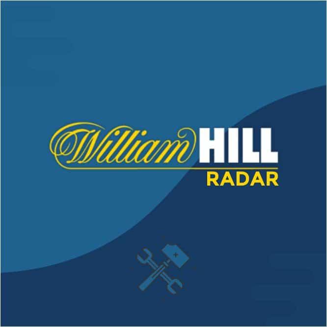 Radar Willian Hill