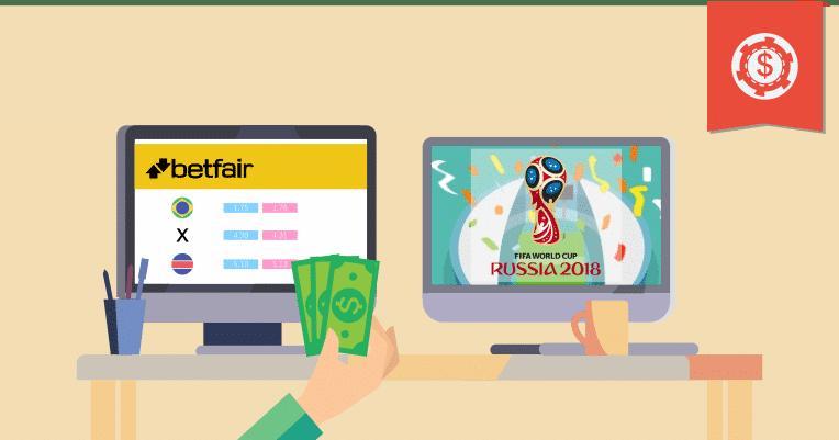 Cómo apostar en la Copa del Mundo