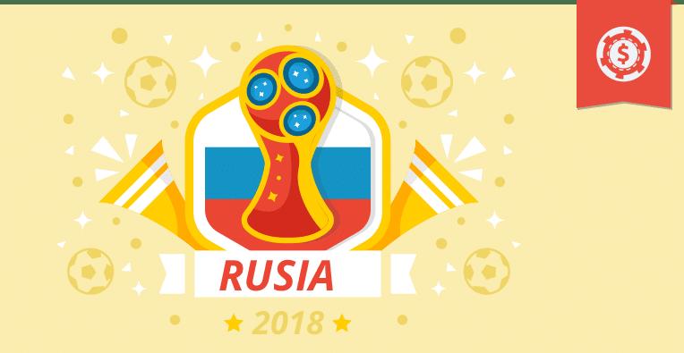 El evento deportivo más grande del mundo Mundial Rusia 2018