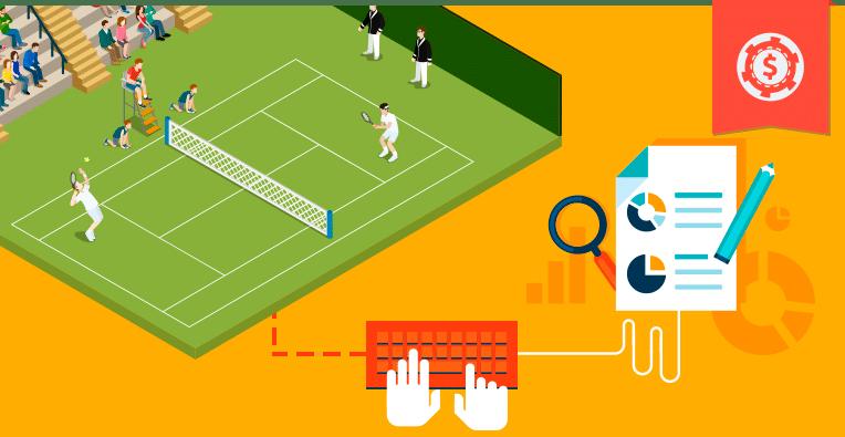 Apuestas en torneos de Tenis