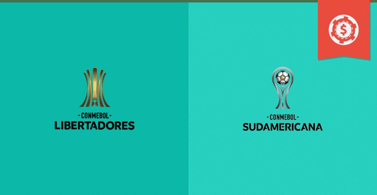 Pronósticos y Apuestas Copa Libertadores y Sudamericana para hoy - 17. 18 y 19 de abril