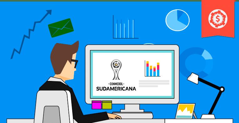 Tips para analizar los partidos de la Copa Sudamericana