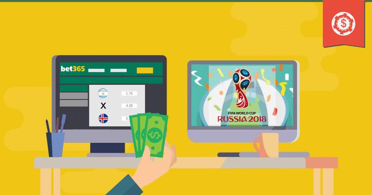 Como Apostar Copa Mundial Bet365