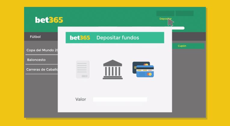 Como hacer deposito en Bet3658