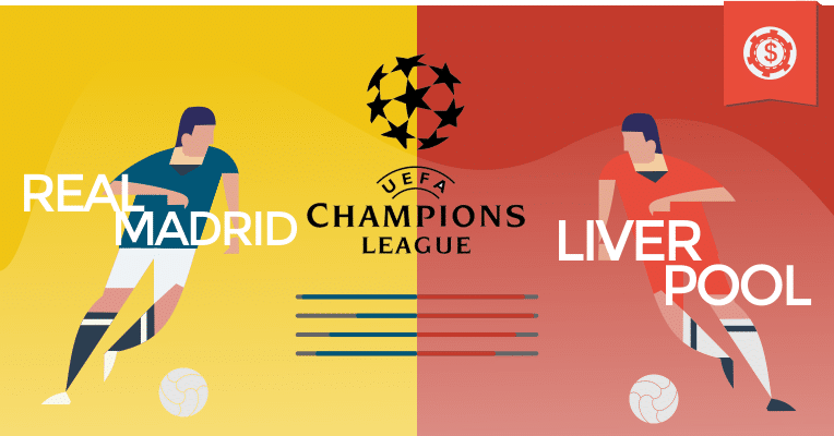 Final de Champions League - Real Madrid x Liverpool