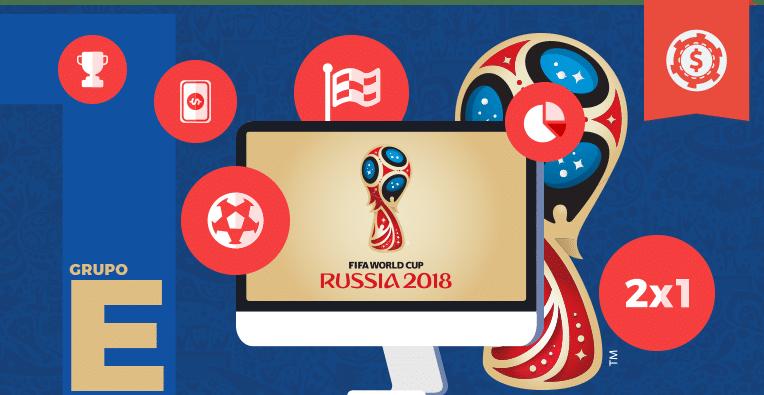 Pronósticos y apuestas Rusia 2018 • Brasil vs Suiza y Costa Rica vs Serbia, grupo E