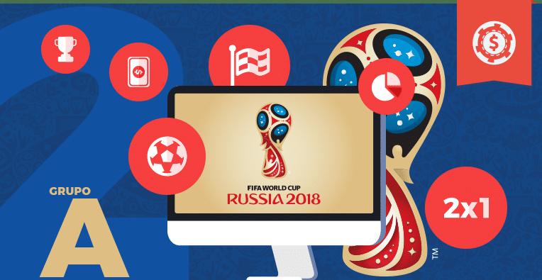 "Pronósticos del Mundial Rusia 2018 – Grupo ""A"" ronda 2"