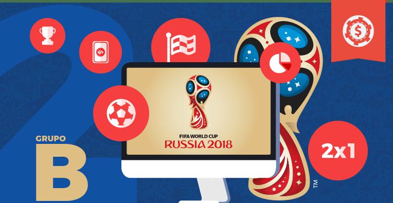 """Pronósticos del Mundial Rusia 2018 – Grupo """"B"""" ronda 2"""