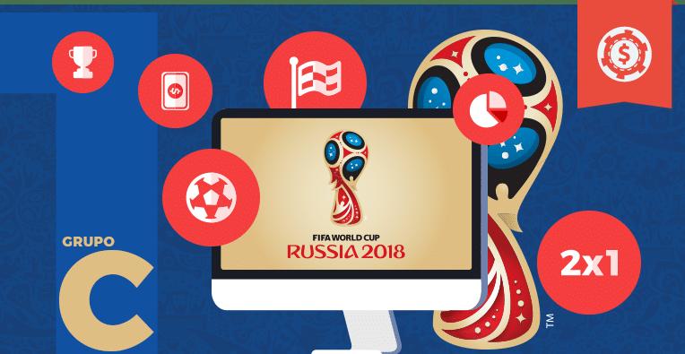 """Pronósticos del Mundial Rusia 2018 – Grupo """"C"""""""