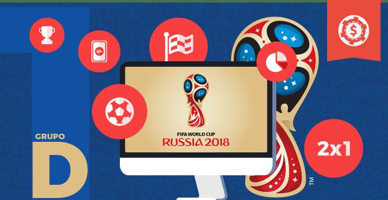 pronósticos y apuestas Rusia 2018 • Croacia vs Nigeria, grupo D