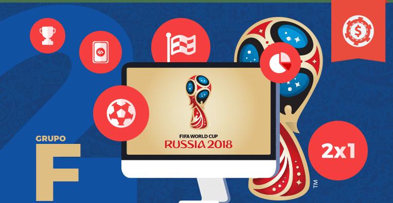 Pronósticos y apuestas Rusia 2018 • grupo F: México vs Corea del Sur y Alemania vs Suecia