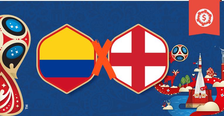 Pronósticos en el Mundial de Rusia 2018 • Octavos de final - Colombia vs Inglaterra