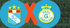 sporting Cristal vs Real Garsilaso