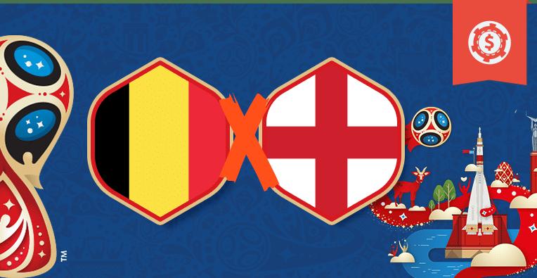 Pronósticos del Mundial de Rusia 2018 • Inglaterra vs Bélgica