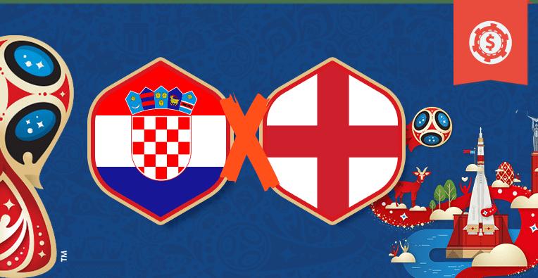 Pronósticos en el Mundial de Rusia 2018 • Semifinales - Croacia vs Inglaterra