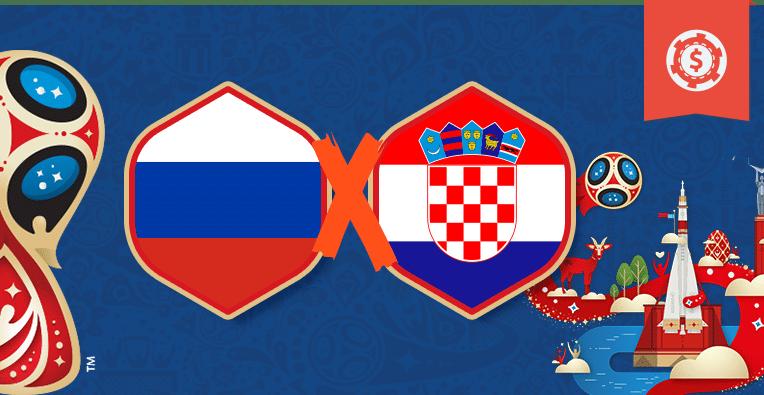 Rusia vs Croacia Cuartos de Final Rusia 2018