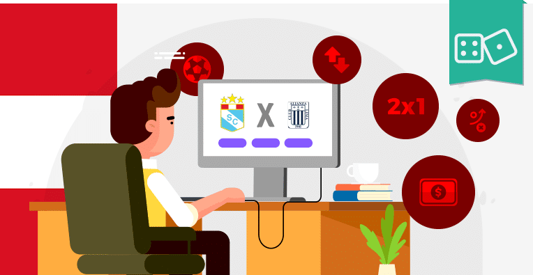 Apuestas deportivas Perú • Como hacer apuestas online desde Perú
