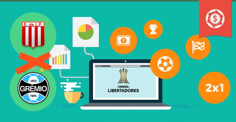 Pronósticos y apuestas, Copa Libertadores: Estudiantes vs Gremio