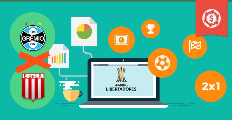 Pronósticos y apuestas Copa Libertadores, Gremio vs Estudiantes