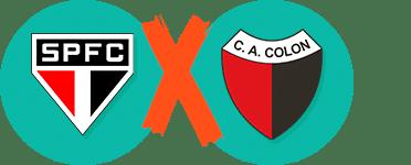 Pronósticos y apuestas Copa Sudamericana, São Paulo vs Colón