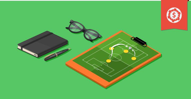 Táctica y estrategia del fútbol en las apuestas deportivas