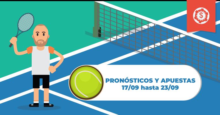 Pronósticos y Apuestas • ATP de San Petersburgo y Metz • Semana 17/09/18