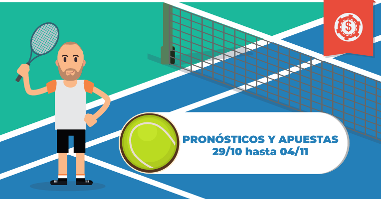 Pronósticos y Apuestas • ATP Masters 1000 de Paris • Semana 29/10/18