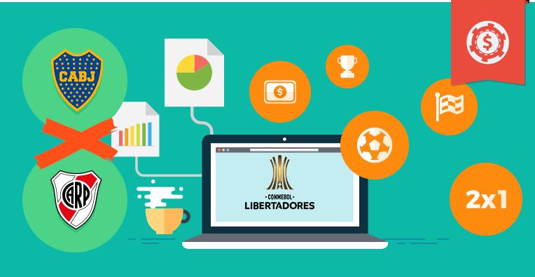 Pronósticos y apuestas final Copa Libertadores, Boca vs River