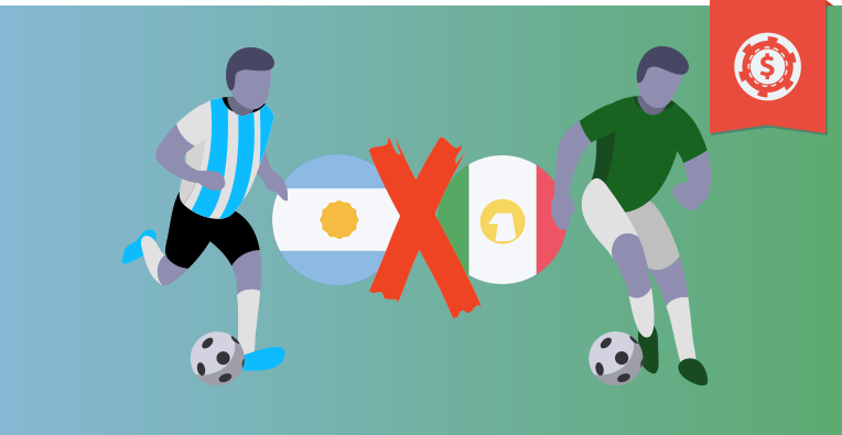 Pronósticos Copa Adidas Argentina vs México