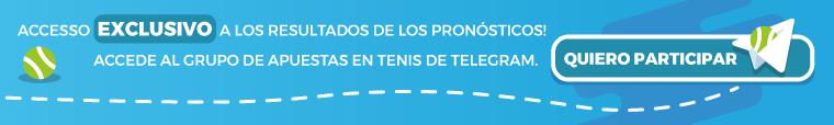 Grupo Apuestas Tenis Telegram