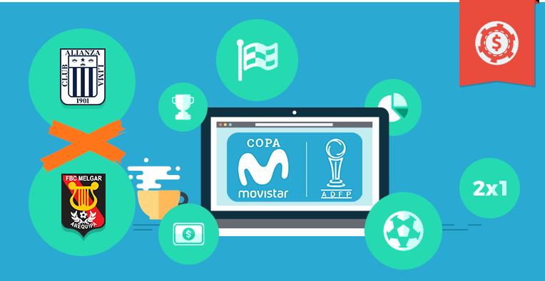 Copa Movistar - Semifinal Alianza Lima Vs Melgar
