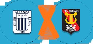 Semifinal - Alianza Lima x Melgar