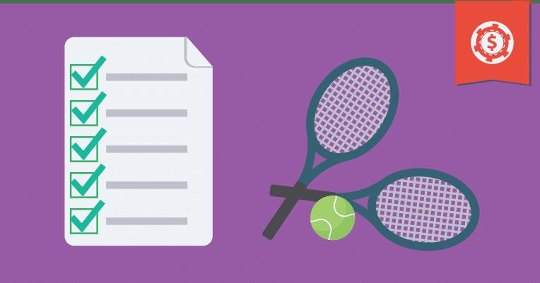 Apuestas en Tenis • Todo lo que necesitas saber para apostar en tenis