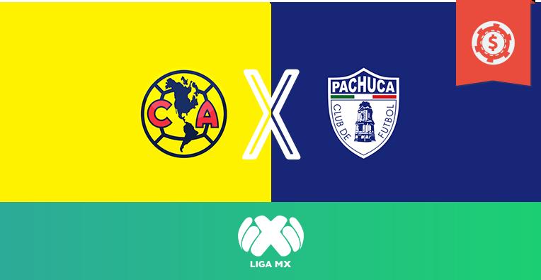Pronósticos Liga Mx Jornada 3 América vs Pachuca