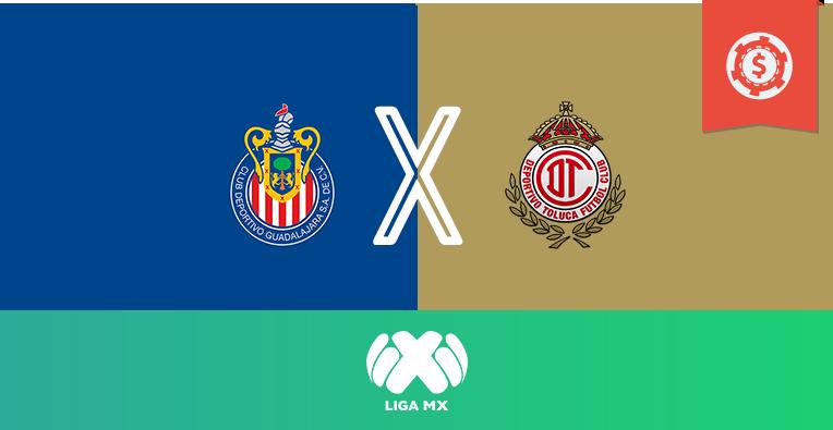 Pronósticos Liga Mx Jornada 3 Chivas vs Toluca