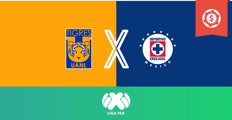 Pronósticos Liga Mx Jornada 3 Tigres vs Cruz Azul