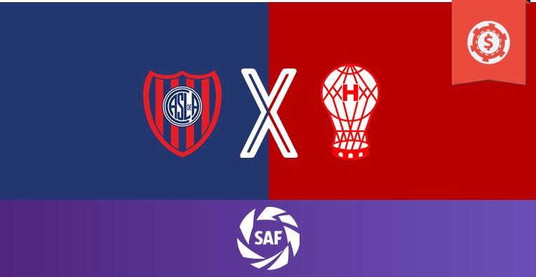 Pronósticos Superliga Argentina San Lorenzo vs Huracán