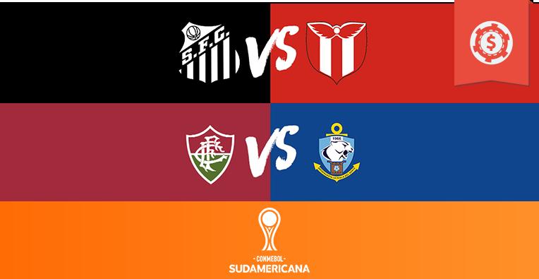 Pronósticos Copa Sudamericana - Primera Fase (2)