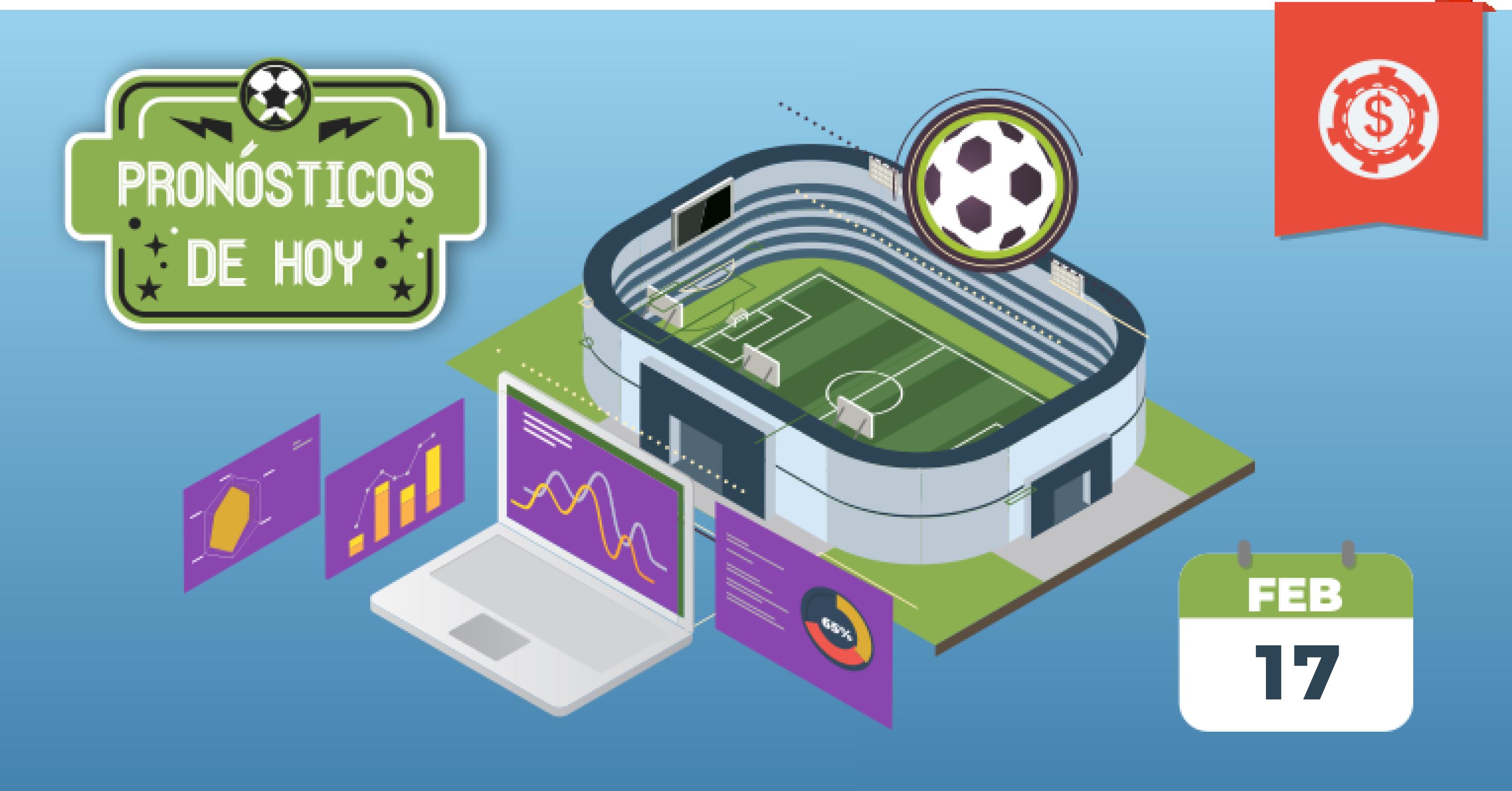 pronosticos-futbol-hoy-predicciones-17-febrero-2019